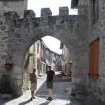 Arnaud et Erwan à St Didier sur Rochefort