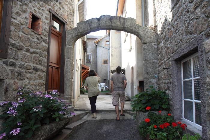 Ballade à Saint Didier sur Rochefort